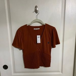 NWT Abercrombie and Fitch Top